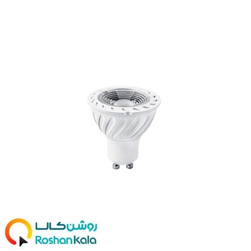لامپ LED هالوژنی ۷ وات پارس شعاع توس