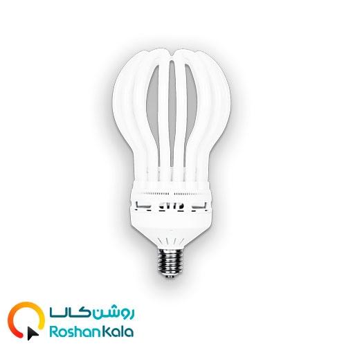 لامپ کم مصرف ۲۰۰ وات لوتوس پارس شعاع توس پارس شعاع توس