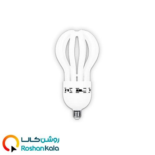 لامپ کم مصرف ۱۰۵ وات لوتوس پارس شعاع توس