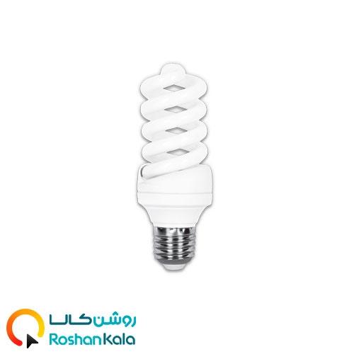 لامپ کم مصرف۱۸ وات پارس شعاع توس