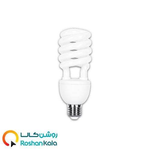 لامپ کم مصرف۲۵ وات  پارس شعاع توس