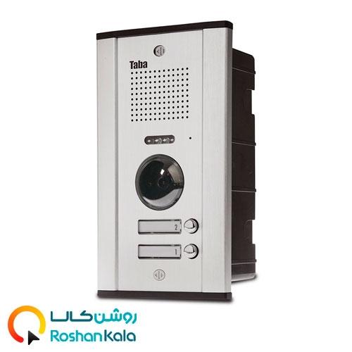 پنل تصویری رنگی TVP-1820 تابا الکترونیک