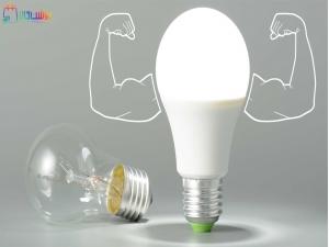 مضرات لامپ ال ای دی