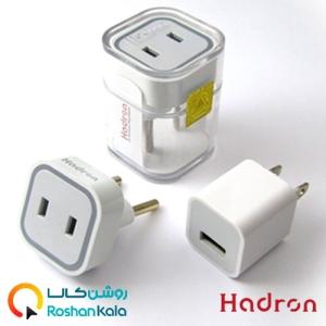 تبدیل دو به دو هادرون مدل A08