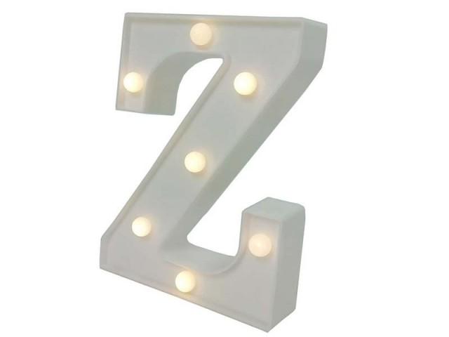 حروف چراغدار 16سانت باطری خور