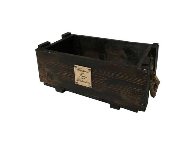 باکس چوبی مستطیل مدل1472