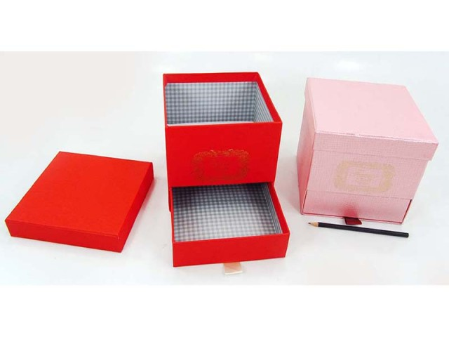 جعبه مربع کشودار مدل 0513