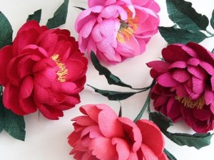 آموزش گل سازی با کاغذکشی - قسمت اول + فیلم