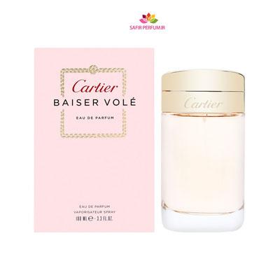 27130c605 عطر زنانه بیسر ول برند کارتیر ( CARTIER - BAISER VOLE )