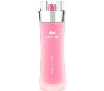 عطر زنانه لاگوست –لاو اف پینک  (Lacoste - Love Of Pink)