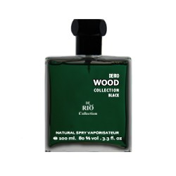 عطر مردانه ریو کالکشن – وود بلک (Rio Collection - Wood Black)