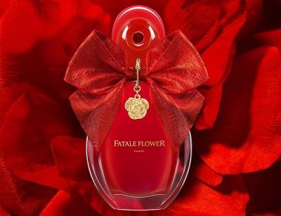 عطر و ادکلن زنانه فتال فلاور برند جی پارلیس ( GEPARLYS  -   FATALE FLOWER     )