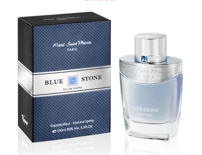 عطر و ادکلن مردانه بلو استون برند کریستل سنت مارتین  ( KRISTEL SAINT MARTIN  -   BLUE STONE    )