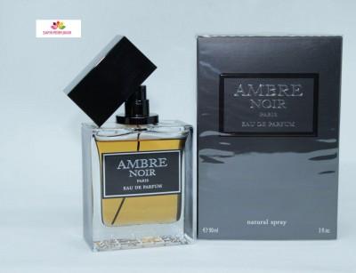 عطر و ادکلن مردانه امبر نویر پرفیوم برند جی پارلیس  (  GEPARLYS -  AMBRE NOIR EAU DE PARFUM    )