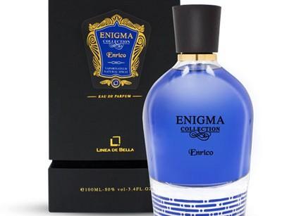 عطر و ادکلن مردانه انیگما انریکو برند لینیه د بلا  (  LINEA DE BELLA  -  ENIGMA ENRICO   )