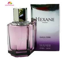 عطر و ادکلن زنانه هگزان برند جی پارلیس (  GEPARLYS  -   HEXANE   )