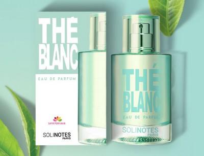 عطر و ادکلن زنانه و مردانه د بلان برند سولی نوتز  (  SOLINOTES  -  THE BLANC    )