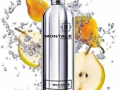 عطر و ادکلن زنانه و مردانه وایلد پییرز برند مونتال  (  MONTALE   -  WILD PEARS     )