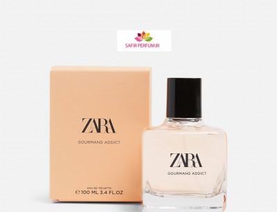 عطر و ادکلن زنانه گورمند ادیکت برند زارا  (  ZARA   -  GOURMAND ADDICT   )