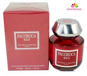 عطر و ادکلن زنانه و مردانه پاکوروکا رد برند پاکوروکا  (  PACOROCA  -  PACOROCA RED    )