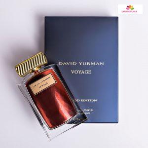 عطر و ادکلن مردانه و زنانه ویج برند دیوید یورمن  (   DAVID YURMAN   -  VOYAGE   )