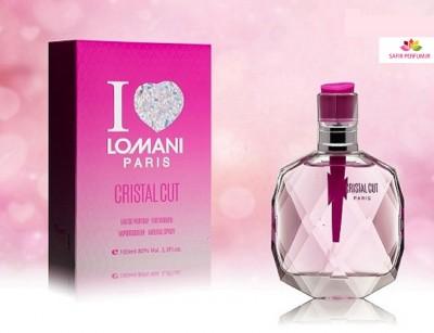 عطر و ادکلن زنانه آی لاو لومانی برند لومانی  (  LOMANI  -  I LOVE LOMANI    )