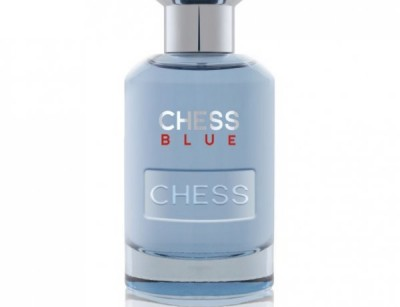 عطر مردانه چس بلو برند پاریس بلو  ( paris bleu - chess blue )