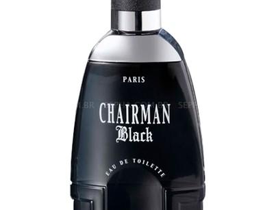عطر مردانه  چیر من بلک  برند ایو د سیستل  ( yves de sistelle  - chairman black )