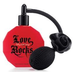 عطر زنانه  لاو راکس  برند ویکتوریا سکرت (سیکرت )  ( Victoria Secret   -  Love Rocks   )