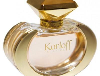 عطر زنانه  کرلف این لاو  برند کرلف  ( KORLOFF -  Korloff In Love  )