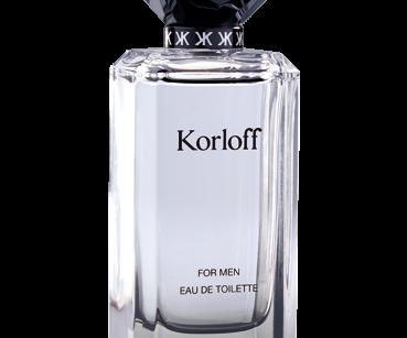 عطر مردانه  کرلف فور من  برند کرلف  ( KORLOFF -  Korloff For Men  )