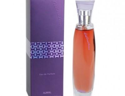 عطر زنانه  دیسترکشن  برند اجمل  (  Ajmal -  Distraction  )