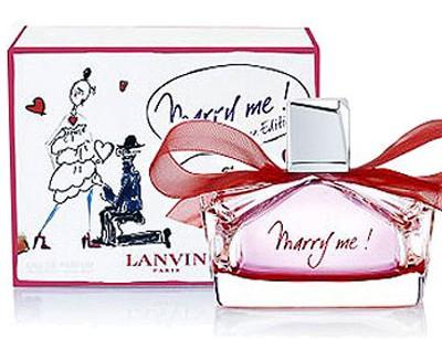 عطر زنانه مری می لاو ادیشن  برند لنوین  (  Lanvin -  marry me Love Edtion edp  )