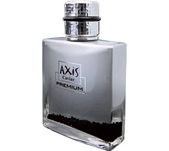 عطر مردانه کویر پرمیوم  برند آکسیس  (  Axis -  Caviar Premium  )