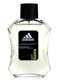 عطر مردانه پیور گیم  برند آدیداس  (  Adidas -  Pure Game  )