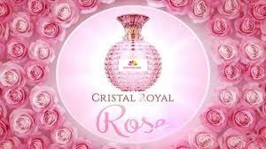 عطر و ادکلن زنانه کریستال رویال رز برند پرینسس مارینا د بوربون  (  PRINCESSE MARINA DE BOURBON  -  CRISTAL ROYAL ROSE       )