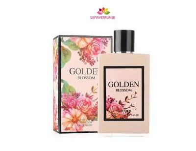 عطر و ادکلن زنانه گلدن بلاسم برند لوالی فرگرنسز  ( LOVALI  FRAGRANCES  -  GOLDEN BLOSSOM  )