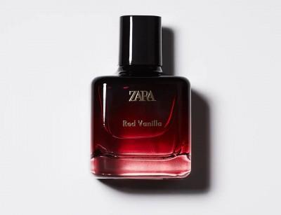 عطر زنانه  و مردانه رد وانیلا  برند زارا  (  ZARA   -  RED VANILLA    )