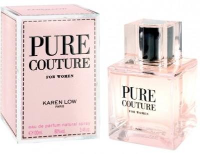 عطر زنانه پیور کاتر برند جی پارلیس  ( Geparlys  -    Pure Couture  )