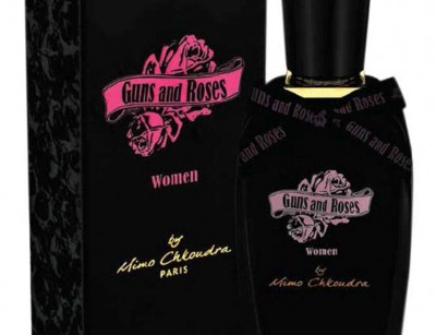 عطر و ادکلن زنانه گانز اند رزز برند میمو  (  MIMO   -  GUNS AND ROSES WOMEN  )