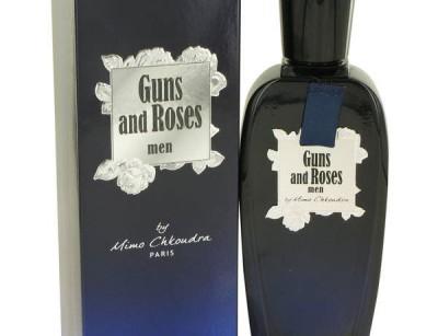عطر و ادکلن مردانه گانز اند رزز برند میمو  (  MIMO   -  GUNS AND ROSES MEN  )
