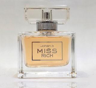 عطر زنانه میس ریچ برند ژوهان بی  (  Johan.b -  miss rich )