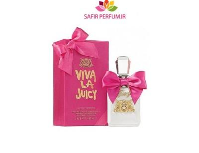 عطر زنانه ویوا لاجوسی لوکس برند جوسی کوتور  (  Juicy Couture - Viva La Juicy  Luxe Parfum   )