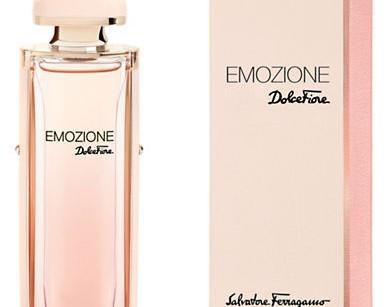 عطر زنانه اموژن دلچه فیوره  برند سالواتوره  فراگامو  ( Salvatore Ferragamo -   Emozione Dolce Fiore   )