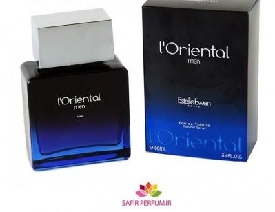 عطر مردانه ال اورینتال  برند جی پارلیس  ( GEPARLYS  -   L-oriental-MEN )