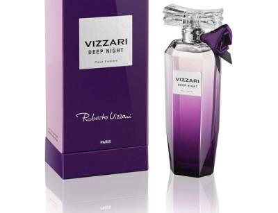 عطر زنانه دیپ نایت برند روبرتو ویزاری  ( ROBERTO VIZZARI -  DEEP NIGHT )