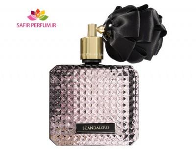 عطر زنانه اسکندلوس برند ویکتوریا سکرت  ( Victoria's Secret -  SCANDALOUS )