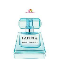 عطر زنانه ژیم لس فلورز برند لاپرلا  ( LA PERLA -  J AIME LES FLEURS )