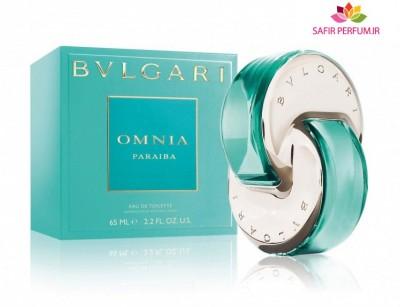 عطر زنانه امنیا پارایبا برند بولگاری ( BVLGARI -  OMNIA PARAIBA )