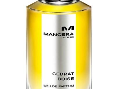 عطر زنانه و مردانه سدرات بویس برند مانسرا  ( MANCERA -  CEDRAT BOISE )